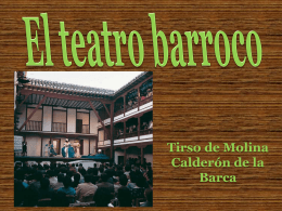 LITERATURA-BARROCO-TEATRO_XVII - To