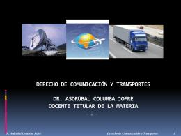 SUPERINTENDENCIA DE TELECOMUNICACIONES 2a PARTE.
