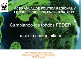 Presentación Alberto Fernández