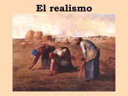 El realismo - Por una mirada…