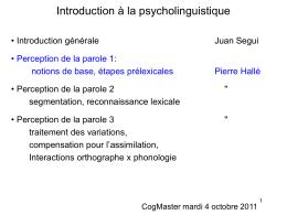 ppt - Pierre A. Hallé