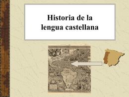 Origen del espanol - radiansschool.org