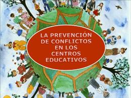 CONFLICTO - Centro de Profesores de Cuenca