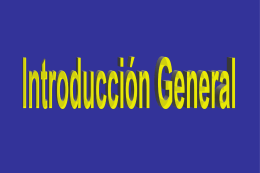 Introduccion General PD