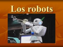 Los robots - JUANA