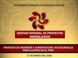 Título de la presentación - Delfos EPG