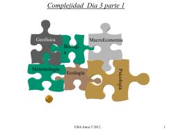 ¿que es complejidad?