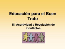Educacion para el Buen Trato 3