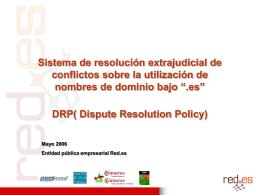 Red.es - Dominios.es