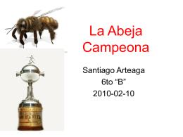 La Abeja Campeona