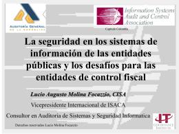 Presentación de PowerPoint - Auditoría General de la República