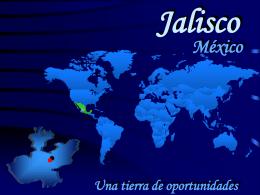 3. Economía Inversión directa en Jalisco