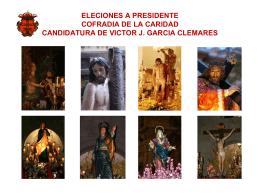 presentacion programa electoral victor jose garcia clemares