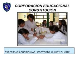 Corporación Educacional Constitución