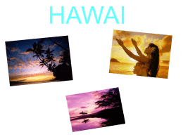 HAWAI - WordPress.com