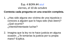 Esp.4 BOPA #4 Tema 2 azul 2014-15