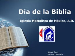 Cuestionario biblico - Monte Sinai Satelite
