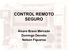 CONTROL REMOTO NAD