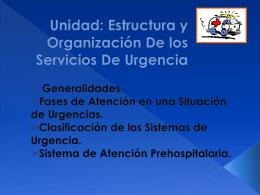 URGENCIAS - enfermeriaulare