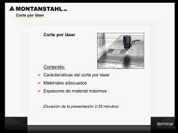 Presentación Recortes por láser 1.1_0 SPANISCH