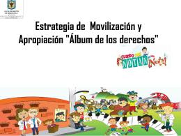 Presentación: Estrategia de Movilización