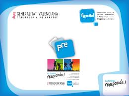 Proyecto PreCiSa Prevención, Ciencia y Salud