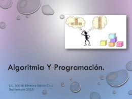 Introduccion Algoritmia (2256384)