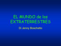 EL MUNDO de los EXTRATERRESTRES