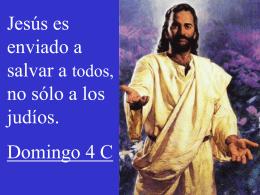 IV Domingo del Tiempo Ordinario Ciclo C. San Lucas 4, 21-30