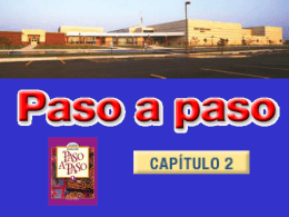 Nosotras - EHS Spanish 225