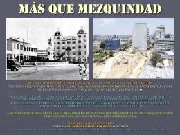 MEZQUINDAD