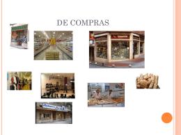 DE COMPRAS - Todopalabras