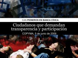 Banca Cívica - Confederación de Empresarios de Navarra