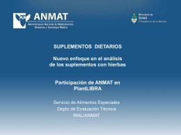 Anexo II - Comisión Nacional de Alimentos