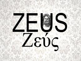 Zeus. J. Urdiales
