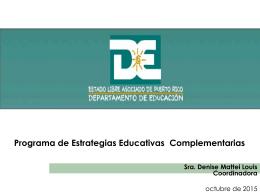 Presentacion PEEC 2013-14
