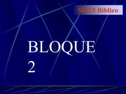 50x15 Biblico bloque 2