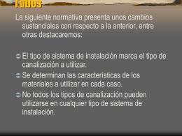 Tubos - iesparearques.net