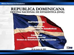 Programa de Censos y Encuestas