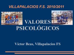 Descarga - CDE Villapalacios FS