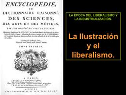 2. La Ilustración y el liberalismo
