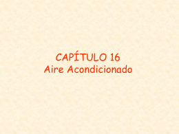 TERMO CAP16 Aire Acondicionado
