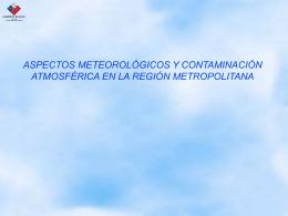 CONFIGURACIÓN SINÓPTICA TIPO A