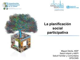 La salud urbana es importante Urbanismo y vida saludable