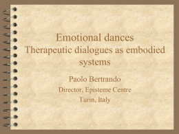 PPT 1,8 Mo - European Family Therapy Association