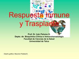 Transplante - Universidad de Talca