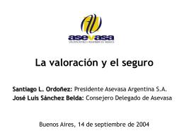 Presentación en ADARA - ADARA + + + + Asociación de