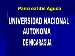 HMEADB. Pancreatitis
