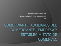 comerciantes - entornoempresarial