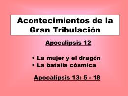 17. acontecimientos - Iglesia Cristiana La Serena
